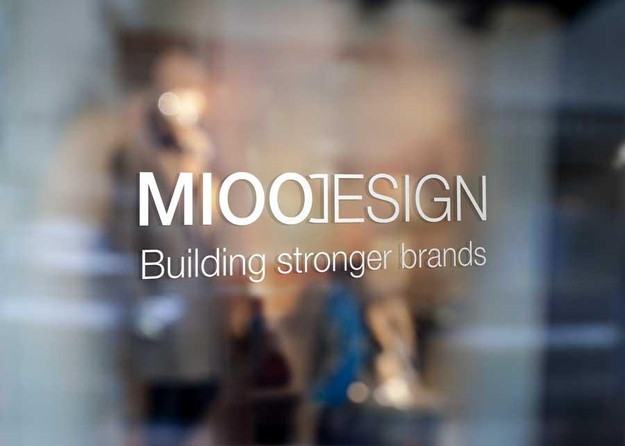 Communicatiebureau Roeselare - Logo Mioo Design - West-Vlaanderen