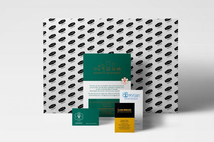 Communicatiebureau Roeselare - Mioo Design - Offline communicatie - West-Vlaanderen